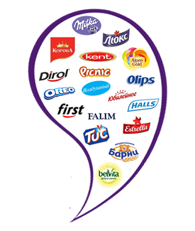 Mondelez Eastern Europe Brands